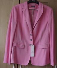 Button Cotton Casual Plus Size Coats & Jackets for Women