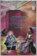 Mage The Hero Discovered 14 NM+ 9.6 Comico 1985 Matt Wagner