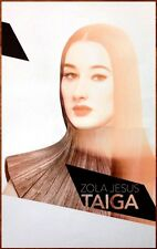 ZOLA JESUS Taiga 2014 Ltd Ed New RARE Poster+FREE Dance/Electronic/Indie Poster!