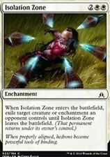 Isolation Zone NM x4 Oath of the Gatewatch MTG Magic Cards White Common