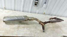 04 Honda ST 1300 ST1300 Pan European right side muffler pipe exhaust