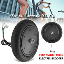 🔥 350W Motor Wheel Tire For Xiaomi M365 Electric Scooter Tyre Replacement Part