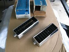 1968 NOS Pontiac Dash Vents - 428 - Convertible