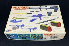 Bandai Z Gundam Series #19 Weapons For Mobile Suit Model Kit 1:144