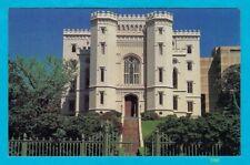 Old State Capitol - Baton Rouge, Louisiana