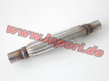 Flexrohr / flexibles Auspuffrohr für Microcar (MGO/Due) und Ligier (IXO/JS50)