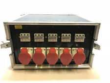 More details for 63amp 3 phase distribution unit to 5 x 32amp 3 phase