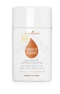Young Living Essential Oils Cinnafresh Deodorant Clove & Cinnamon PARABEN FREE