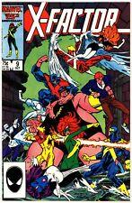 X-Factor (1986) #9 NM-