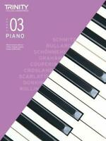 Trinity College London Piano Exam Pieces & Exercises 2018-2020 Grade 3 (Piano 20
