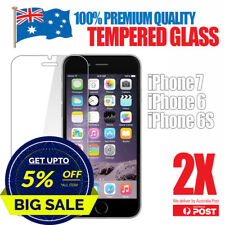 """2 X Tempered Glass Screen Film Protector for Apple iPhone 6 6S 7 8 4.7"""""""