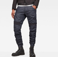 G-STAR 5620 Motion 3D Tapered Raw Jeans 34 x 32 Aitor Throup