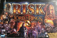Risk: The Lord of the Rings Trilogy Edition with Ring - Free Shipping!