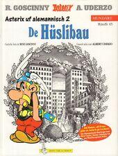 ASTERIX MUNDART 43 - DE HÜSLIBAU (ASTERIX UF ALEMANNISCH 2)