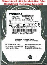 PCB G002825A - Toshiba MK2559GSXP - HDD2J55 L VG01 T - A0/GT001L - 250Go