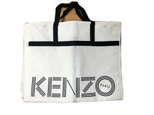 KENZO Paris Canvas Suit / Garment Carrier Bag Protector With Handles
