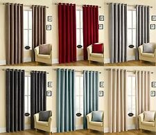 Ideal Textiles Ring Top Modern Curtains & Pelmets