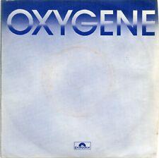 """Jean Michel Jarre - Oxygene (Part 4) (7"""" Single 1977)"""