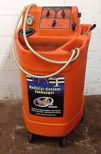 Symtech VFZ 1 Radiator Coolant fluid Flush Exchanger Machine #33