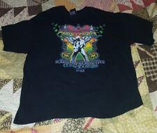 Santana S.O.C.C. Sound of Collective Consciousness Tour Shirt 2011 Extra Large