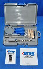 Kreg R3 Jr Pocket Hole Jig Joinery System Kit