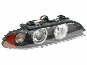 For 2001-2003 BMW 530i Headlight Assembly Right Hella 48469WV 2002