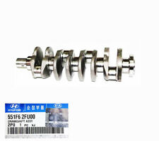 GENUINE CRANKSHAFT ASSY 651F62FU00 651F6 2FU00 FOR HYUNDAI AZERA 2015-2017