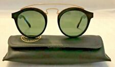 VINTAGE RAY BAN B&L SUNGLASSES Gatsby Style 4 W0932 Bausch & Lomb G-15 Lens