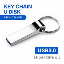 USB 3.0 64GB 32GB 16GB 8GB Memory Flash Drive Pendrive disk Card Metal Key Ring