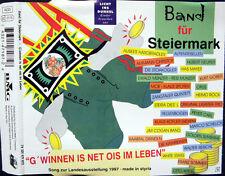 CD / BAND FÜR STEIERMARK / REHAK / OPUS / KGB / CARL PEYER / JIMI COGAN / RAR /
