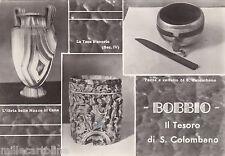 # BOBBIO: IL TESORO DI S. COLOMBANO