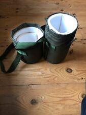 Étui à lentille armée thermos isolant Canon Nikon Vert Ballon