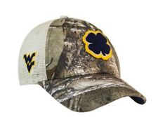 Black Clover West Virginia University 2T Camo Vintage Hat