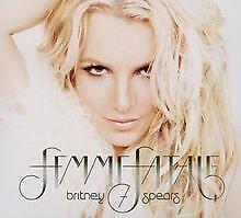 Femme Fatale (Deluxe Edition) von Spears,Britney   CD   Zustand akzeptabel