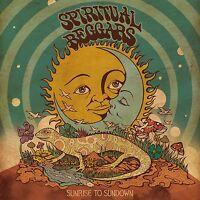 SPIRITUAL BEGGARS - SUNRISE TO SUNDOWN  VINYL LP+CD NEU KLAPPCOVER+POSTER
