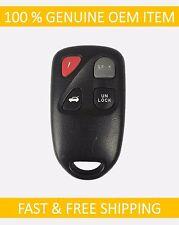 2003-2005 Mazda 6 Keyless Remote Key Entry Fob Transmitter Mazda6 KPU41805 OEM