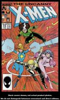 Uncanny X-Men, The 218 Marvel 1987 FN/VF