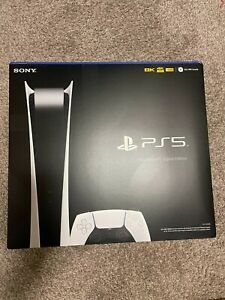 Sony PS5 PlayStation 5 Digital Game Console FAST SHIPPING SAME DAY ✅