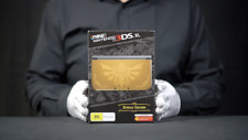 Nintendo New 3DS XL Zelda Hyrule Edition Limited Console NEW - 'The Masked Man'