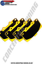 Set Uprated EBC Yellowstuff Front Brake Pads- For S15 Silvia SR20DET Spec R