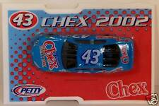 NASCAR ~ 2002 DODGE ~ #43 CHEX PARTY MIX ~ 1/64