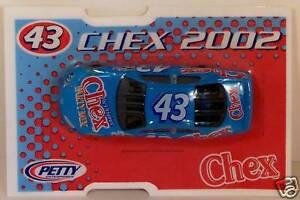 NASCAR ~ 2002 DODGE ~ #43 CHEX PARTY MIX ~ 1/64