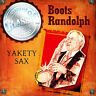 "BOOTS RANDOLPH, CD ""YAKETY SAX"" NEW SEALED"