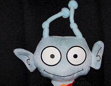 "Space Alien Vampire Plush PEEK A BOO TOYS 18"" Cape Fangs Antenna Dracula Ghoul"