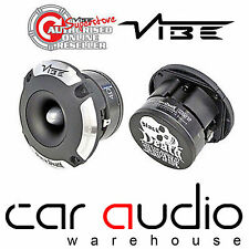 Vibe BlackDeath Pro BDPRO4T-V1 Car 4 Inch 300 Watt Bullet Horn Tweeter