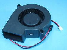 1 pcs Brushless DC Blower Fan 24V 7525S 75x75x25mm 2pin Sleeve-bearing
