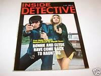 4/1972 INSIDE DETECTIVE magazine