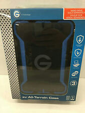 HGST G-TECH USB 3.0 Rugged Hard Drive Enclosure Drive Sold Seperate 0G04294