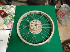 Cerchio per auto d'epoca diametro 50 cm. raro introvabile