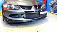 SPP PU FRONT LOWER LIP DO LUCK STYLE MITSUBISHI EVO 8 8MR GSR